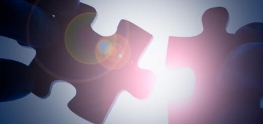 Chýbajúci článok puzzle