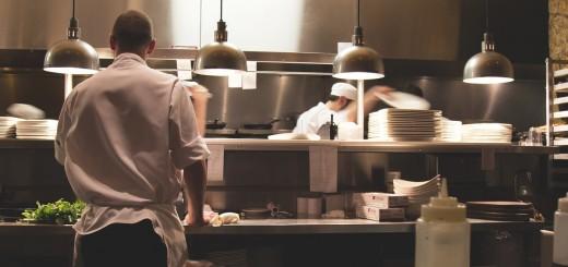 Brigáda v kuchyni