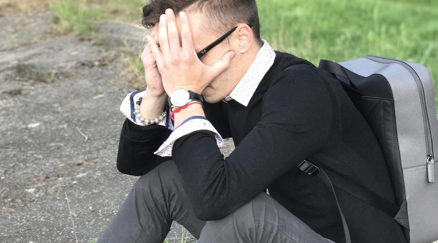 stres pred pohovorom
